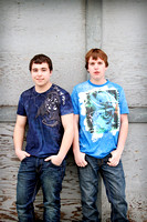 Shroyer Twins Senior