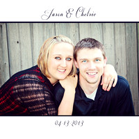 Chelsie and Jason Guestbook Proof
