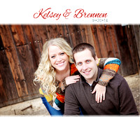 Kelsey and Brennen Guestbook Proof